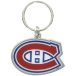 NHL Montreal Canadiens Key Ring