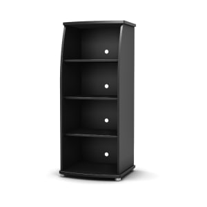 City Life - 4-Shelf Bookcase