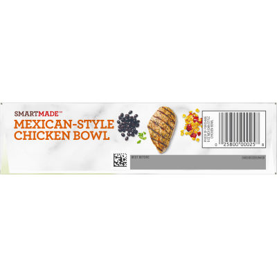 Smart Made Smart Ones Mexican-Style Chicken Bowl 9 oz Box