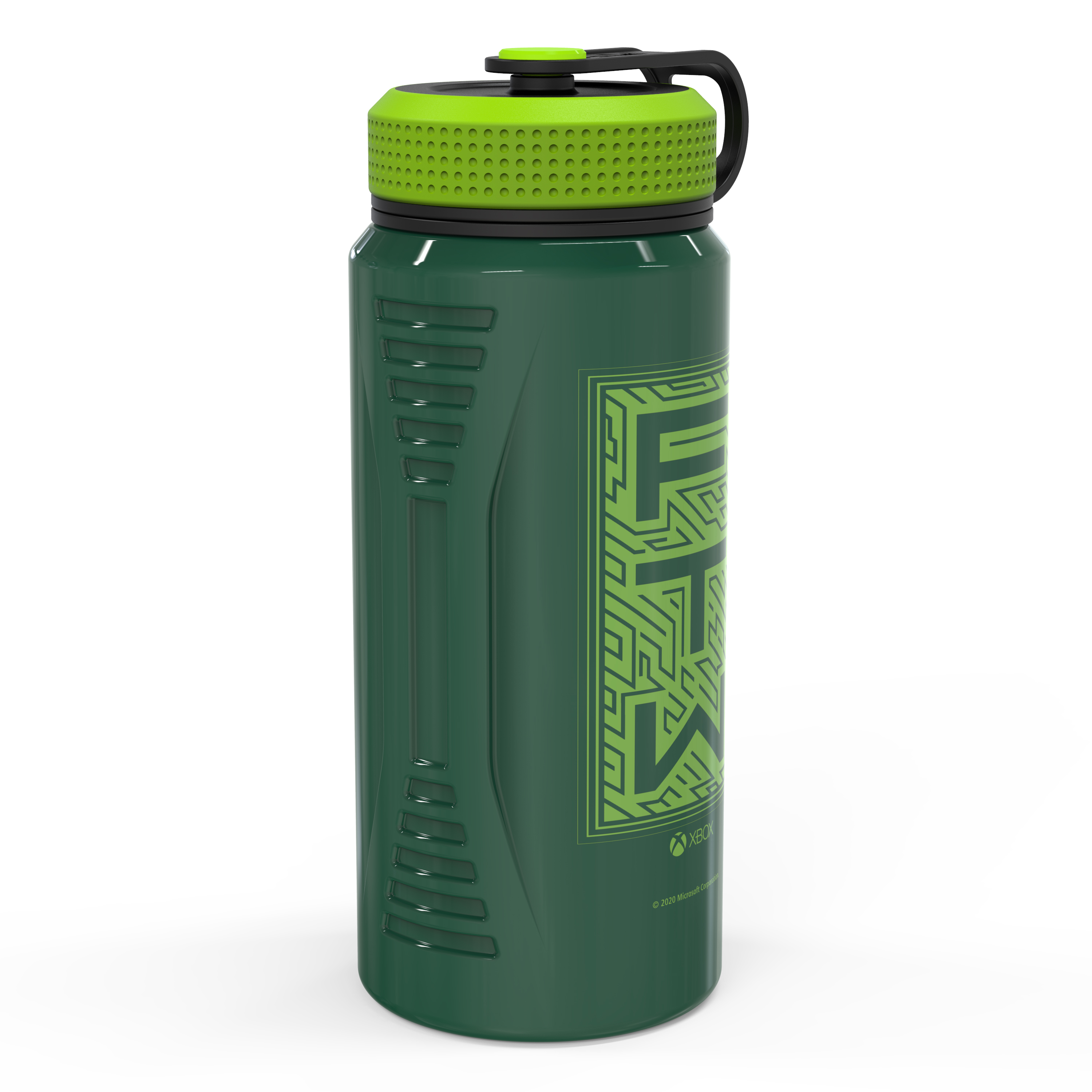 Xbox 24 ounce Stainless Steel Insulated Water Bottle, For the Win slideshow image 3