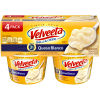 Velveeta Queso Blanco Shells and Cheese, 4 - 2.39 oz Sleeves