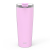 Aberdeen 30 ounce Vacuum Insulated Stainless Steel Tumbler, Lilac slideshow image 2