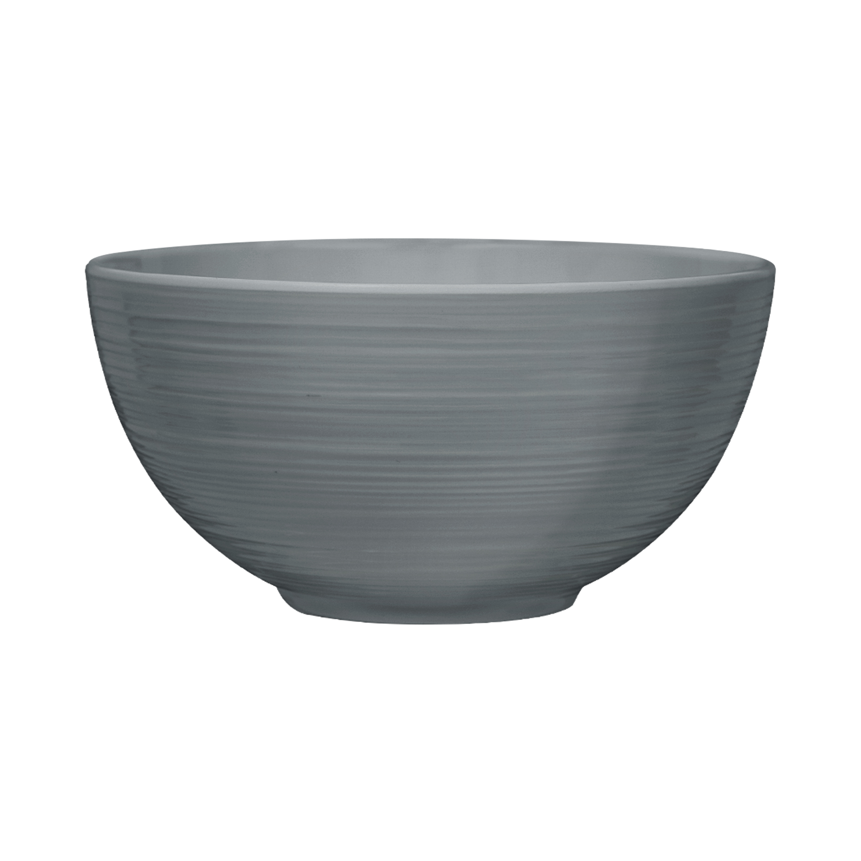 American Conventional Plate & Bowl Sets, Charcoal, 12-piece set slideshow image 3