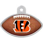 Cincinnati Bengals Large Football Quick-Tag