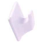 Hardware Essentials Plastic Adhesive Hooks