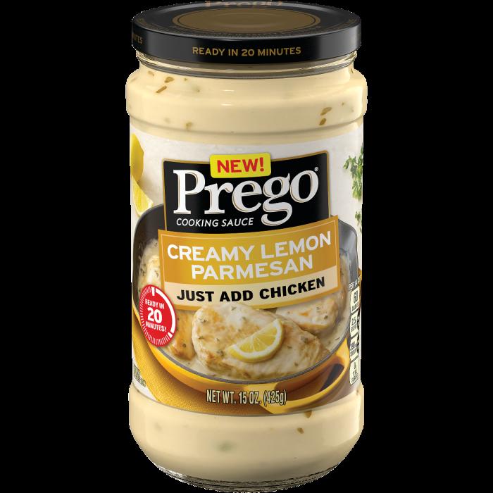 Creamy Lemon Parmesan Sauce