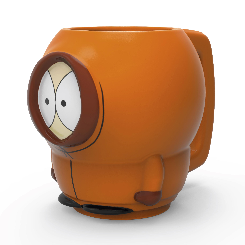 South Park 14 ounce Ceramic Coffee Mug, Kenny slideshow image 3