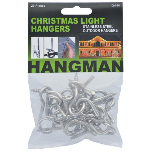 Hillman Christmas Light Hanger Hooks