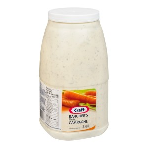 KRAFT Rancher's Choice Dressing 3.78L 2 image
