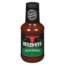 Bull's-Eye Blazing Chipotle BBQ Sauce