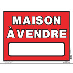 "French House For Sale Sign, 12"" x 16"""