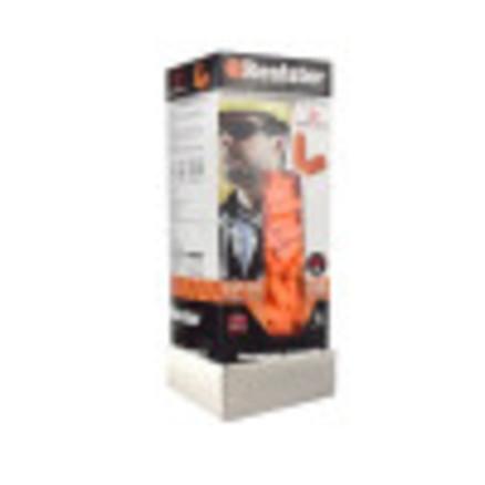 Radians Resistor Foam Earplug 250 Pair Dispenser Box