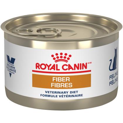 Royal Canin Veterinary Diet Feline Fiber Canned Cat Food