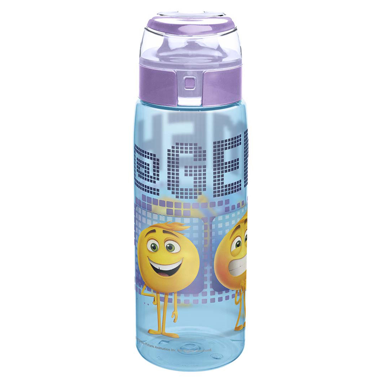 Emoji Movie 25 ounce Water Bottle, Emoticons slideshow image 1