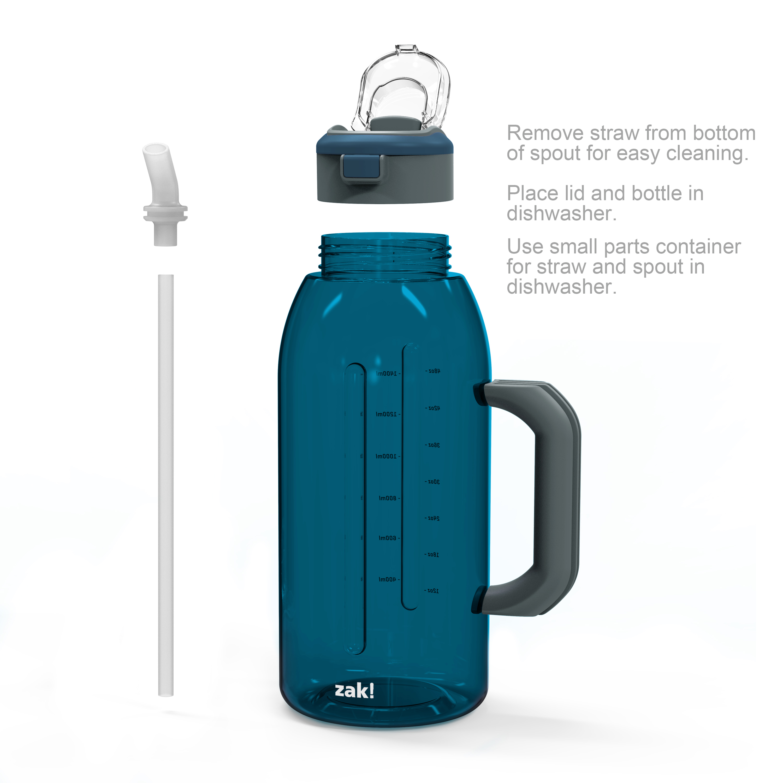 Genesis 64 ounce Water Bottles, Indigo slideshow image 3