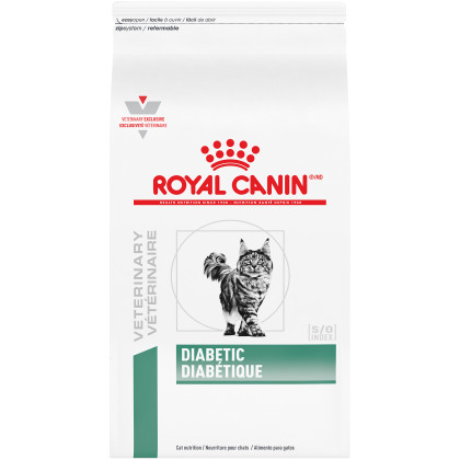 Royal Canin Veterinary Diet Feline Diabetic Dry Cat Food