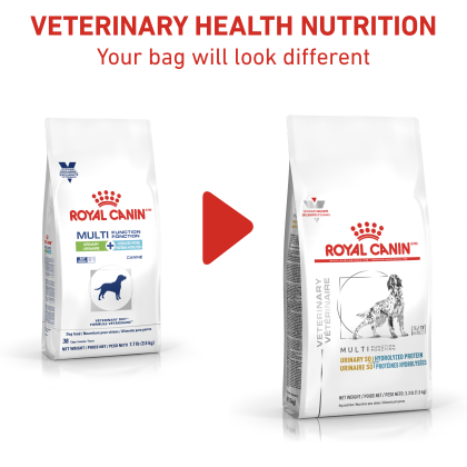 Royal Canin Veterinary Diet Canine Urinary SO + Hydrolyzed Protein Dry Dog Food