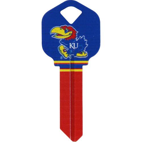 University of Kansas Key Blank