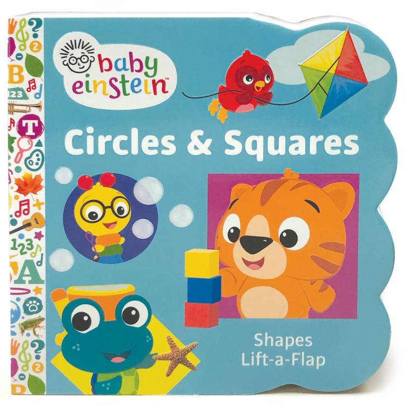 Circles & Squares Book