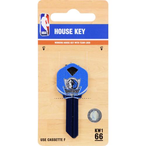 NBA Dallas Mavericks Key Blank