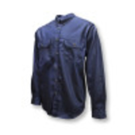 Radians FRS-003 Volcore™ Long Sleeve Cotton Button Down FR Shirt