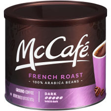 McCafe French Roast Ground Coffee, 29 oz Canister