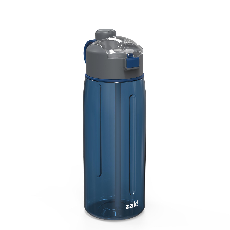 Genesis 32 ounce Water Bottle, Indigo slideshow image 3