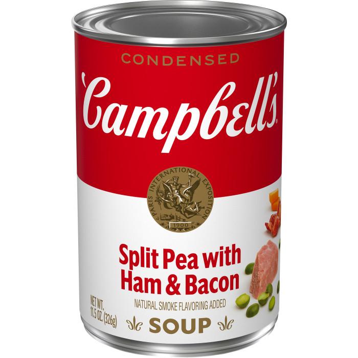 Split Pea with Ham Soup
