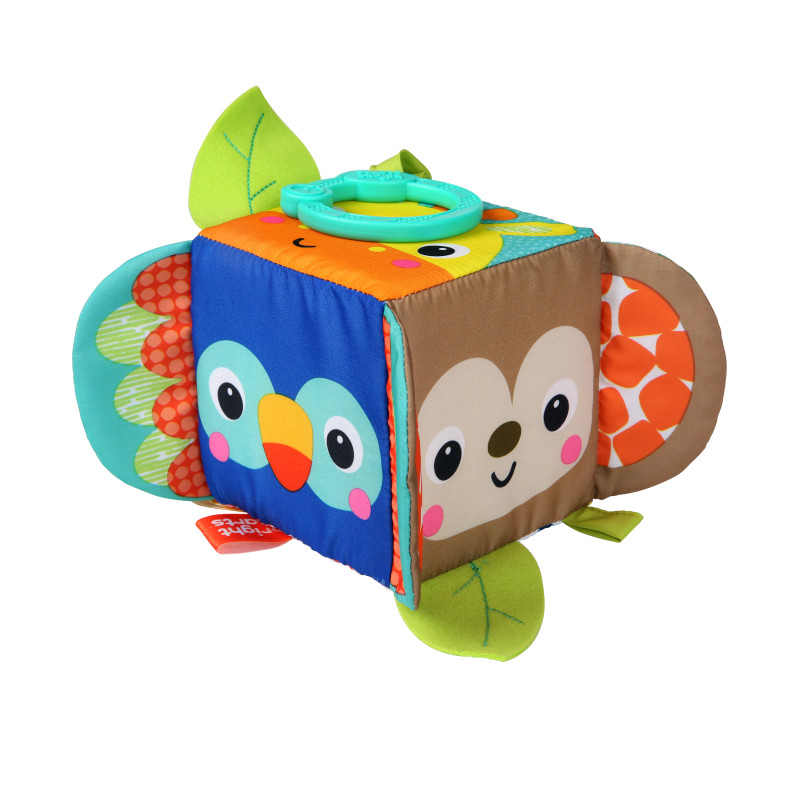 Hide & Peek Block™ Activity Toy