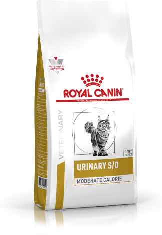 Feline Urinary SO Moderate Calorie