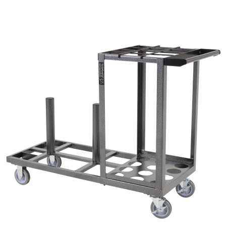 Statesman Cart Bundle - Black Steel 20