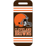 Cleveland Browns Large Luggage Quick-Tag