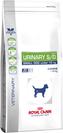 Urinary S/O small dog under 10kg
