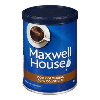 Maxwell House 100% Columbian Ground Coffee