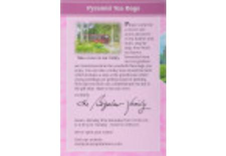 Front of Charleston Tea Plantation Rockville Raspberry Tea box