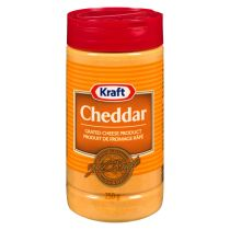 Kraft Cheddar Grated Cheese Product 250 g