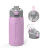 Genesis 18 ounce Vacuum Insulated Stainless Steel Tumbler, Lilac slideshow image 2