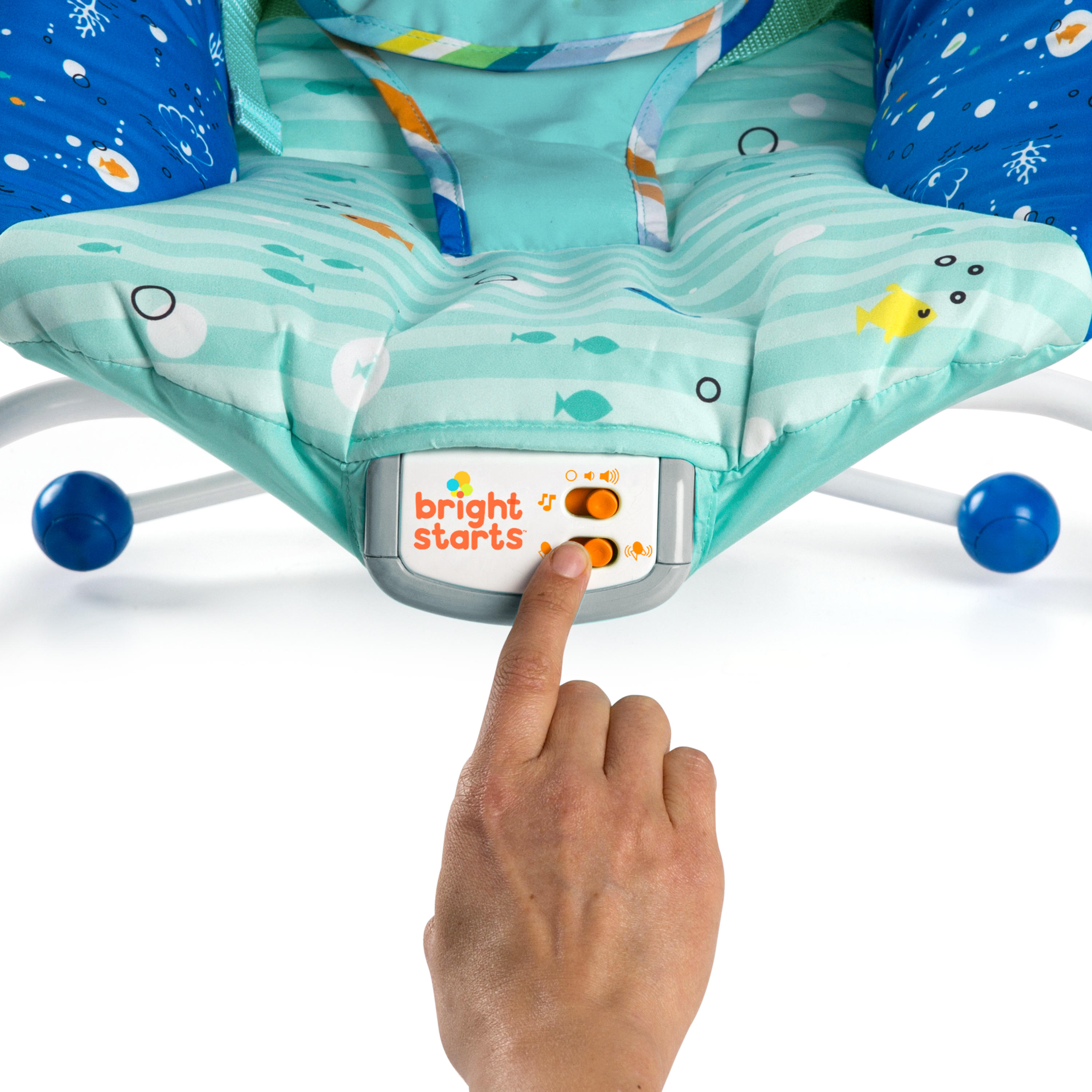 FINDING NEMO Explore the Sea Infant to Toddler Rocker