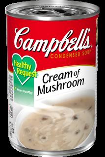 Healthy Request®Cream of Mushroom Soup