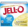 Jell-O Instant Sugar-Free Fat-Free Banana Pudding & Pie Filling 0.9 oz Box