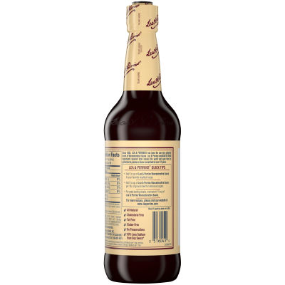 Lea & Perrins Worcestershire Sauce 15 fl oz Bottle