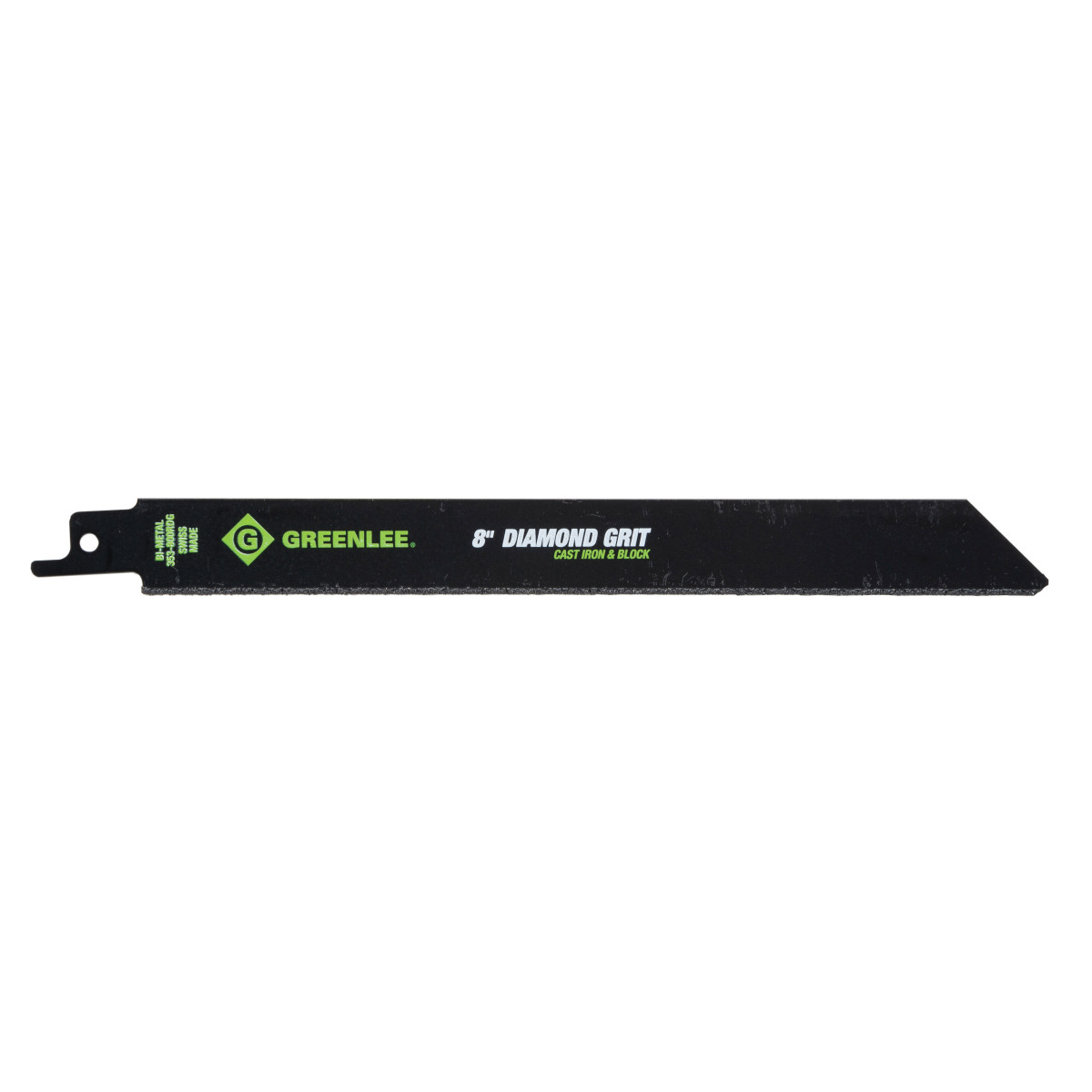 BLADE PKG, RECIP-8 X 3/4 DIAMOND
