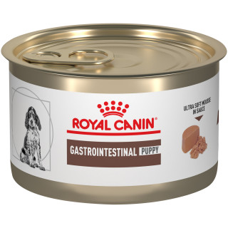 Gastrointestinal Puppy Ultra Soft Mousse in Sauce Canned Dog Food