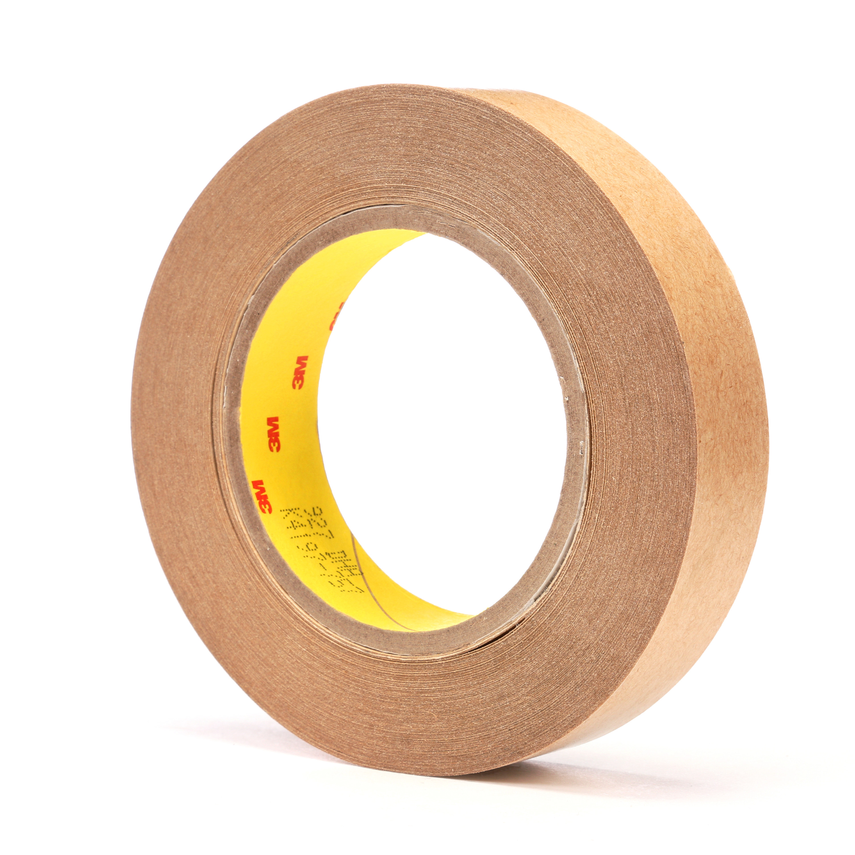 3M™ Adhesive Transfer Tape 927, Clear, 1 in x 60 yd, 2 mil, 36 rolls per case