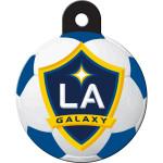 Los Angeles Galaxy Large Circle Quick-Tag