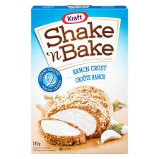 Shake 'N Bake Ranch Crusted Coating Mix
