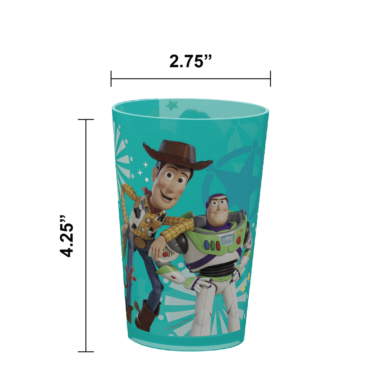 Disney Pixar Dinnerware Set, Woody, Buzz and Friends, 5-piece set slideshow image 10