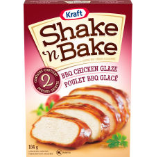 Shake 'N Bake BBQ Chicken Glaze Coating Mix