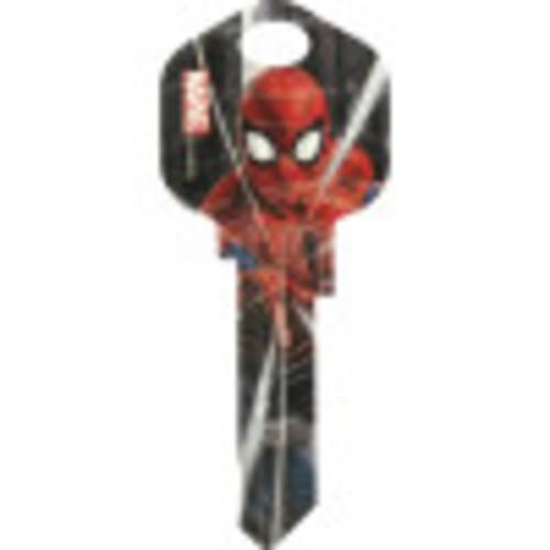 Marvel's Spider-Man Kwikset 66/97 KW1/10 Key Blank