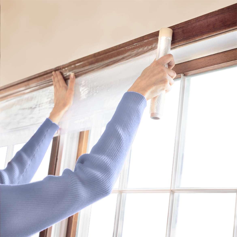 Roll-On® Window Insulation Kit